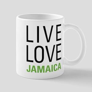 Live Love Jamaica Mug