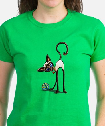 Siamese Yarn Thief T-Shirt