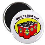 World's Best Pop Magnet