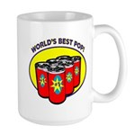 World's Best Pop Large Mug