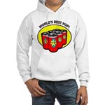 World's Best Pop Hooded Sweatshirt