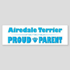 Airedale Parent Bumper Sticker