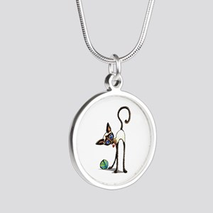 Siamese Yarn Thief Necklaces