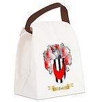 Foye Canvas Lunch Bag