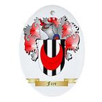 Foye Ornament (Oval)