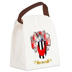 Foy Canvas Lunch Bag