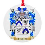 Foxworth Round Ornament