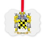 Foxley Picture Ornament