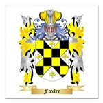 Foxlee Square Car Magnet 3