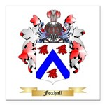 Foxhall Square Car Magnet 3
