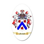 Foxhall 20x12 Oval Wall Decal