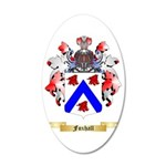 Foxhall 35x21 Oval Wall Decal