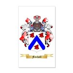 Foxhall 35x21 Wall Decal
