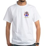 Foxell White T-Shirt