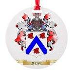 Foxell Round Ornament