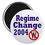 Regime Change 2004 Magnet (10 pack)