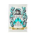 Fox 2 Rectangle Magnet (100 pack)