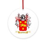 Fowle Ornament (Round)