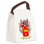 Fowl Canvas Lunch Bag