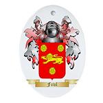 Fowl Ornament (Oval)