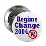 Regime Change 2004 Button (100 pack)