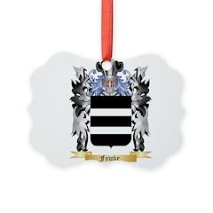 Fowke Ornament