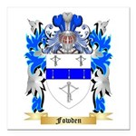 Fowden Square Car Magnet 3