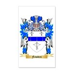Fowden 35x21 Wall Decal
