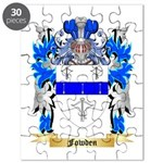 Fowden Puzzle