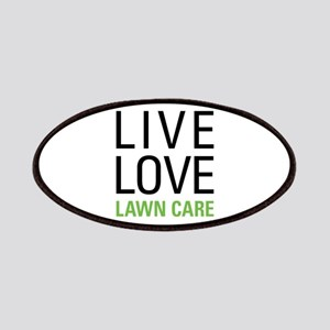 Live Love Lawn Care Patches