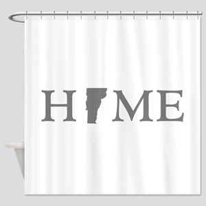 Vermont Home Shower Curtain