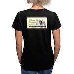 Women's V-Neck T-Shirt - Multiple Colors
