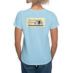 Women's Crew Neck Light T-Shirt - Multiple Colors