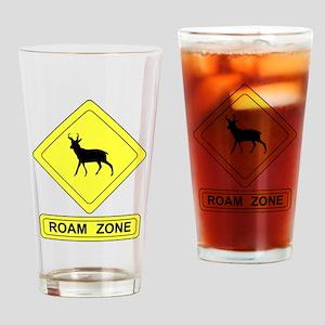 Pronghorn Roam Zone Drinking Glass
