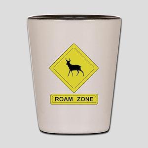 Pronghorn Roam Zone Shot Glass