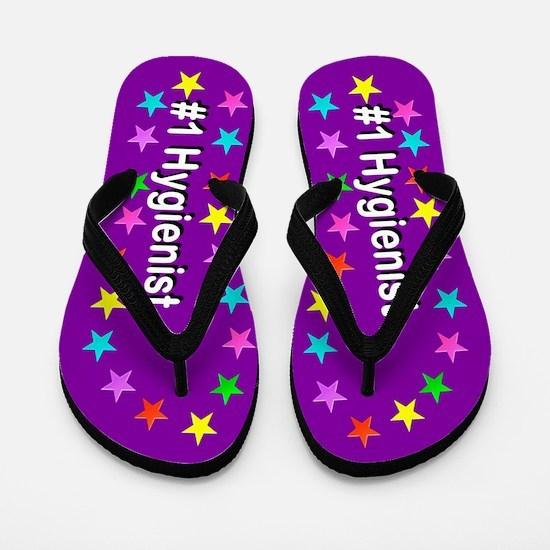 Dental Hygienist Flip Flops