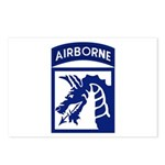 18th Airborne Postcards (Package of 8)