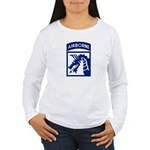 18th Airborne Women's Long Sleeve T-Shirt