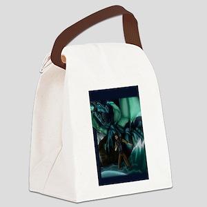 Outcast Canvas Lunch Bag