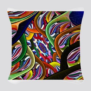 OTHER Woven Throw Pillow