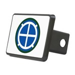35th Infantry Rectangular Hitch Cover