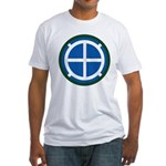 35th Infantry Fitted T-Shirt