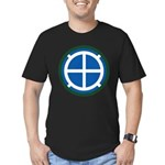 35th Infantry Men's Fitted T-Shirt (dark)