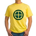 35th Infantry Yellow T-Shirt