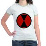 7th Infantry Jr. Ringer T-Shirt