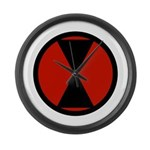 7th Infantry Large Wall Clock