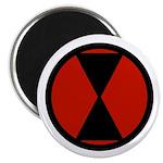7th Infantry Magnet