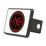 27th Infantry Rectangular Hitch Cover