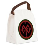 27th Infantry Canvas Lunch Bag