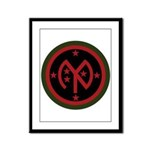 27th Infantry Framed Panel Print